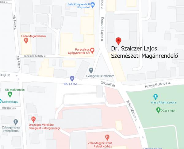 Dr. Szalczer Lajos Szemészeti Magánrendelő